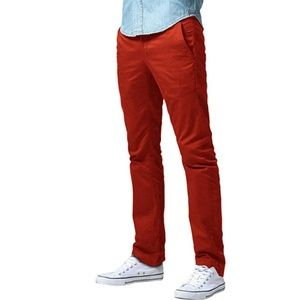 NEW! Men's Casual Slim Fit Pants